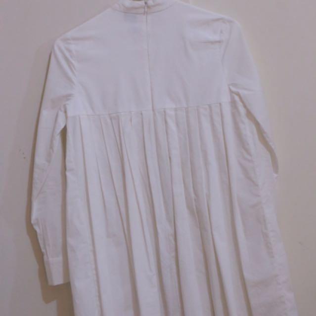 Asos Pleated Dress