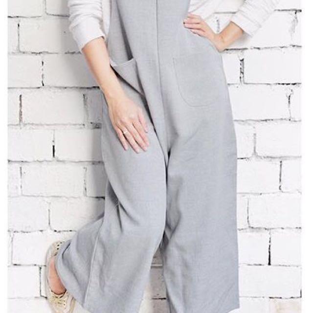 Aus-sa Oversized Jumpsuit