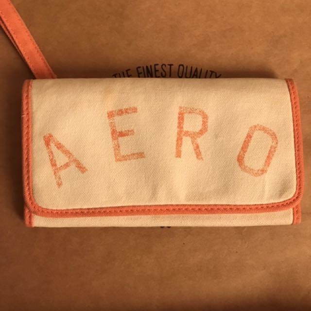 Authentic Aeropostale wallet