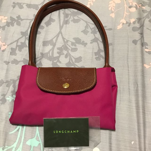 Authentic longchamp small Tote Bag