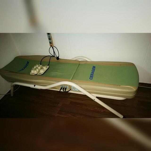 Ceragem Master Massage Apparatus