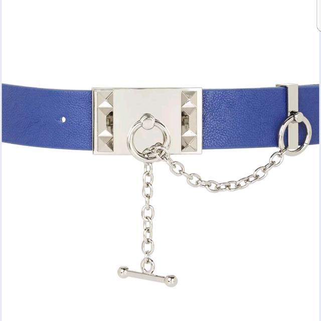 BCBG Stud Toggle Hip Belt Size Small