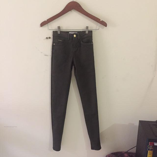 Bershka Skinny Basic Jeans