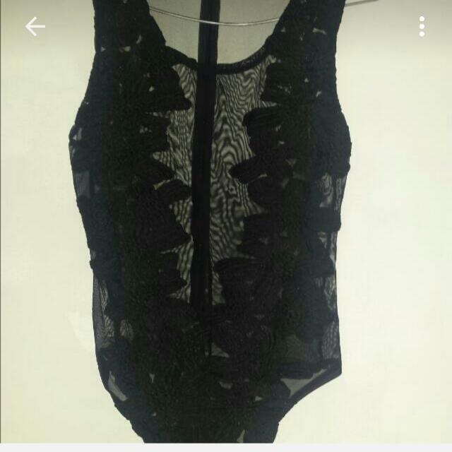 Bodysuit Size XL