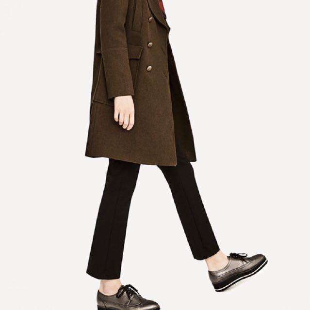 Brandnew Zara Bluchers