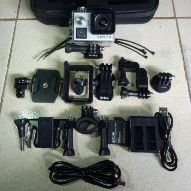 Brica B-Pro 5 Alpha Edition 2 4K