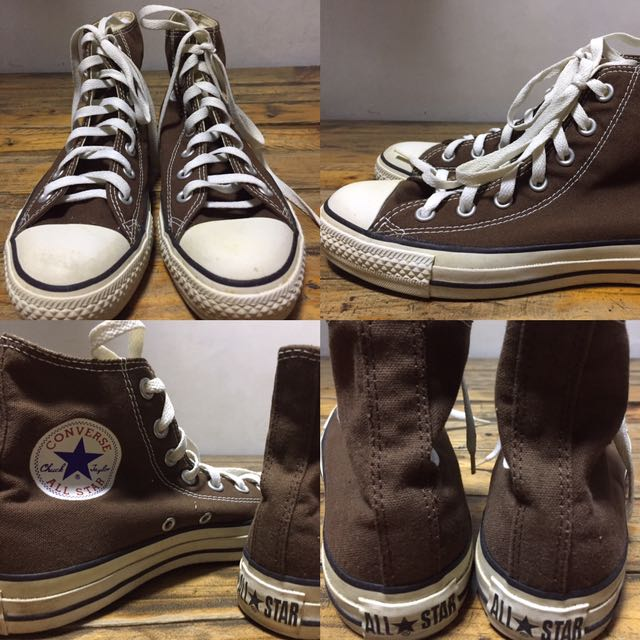Brown Chuck Taylor All Star