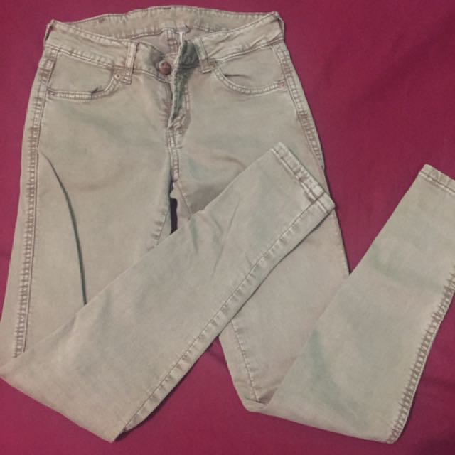 Brown Skiny Jeans