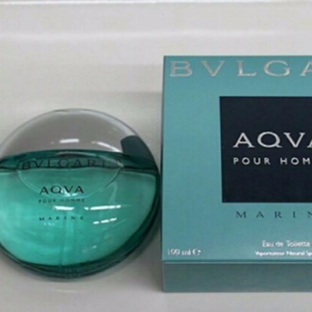 Bvlgari Aqua for Men (US Authentic Perfume)