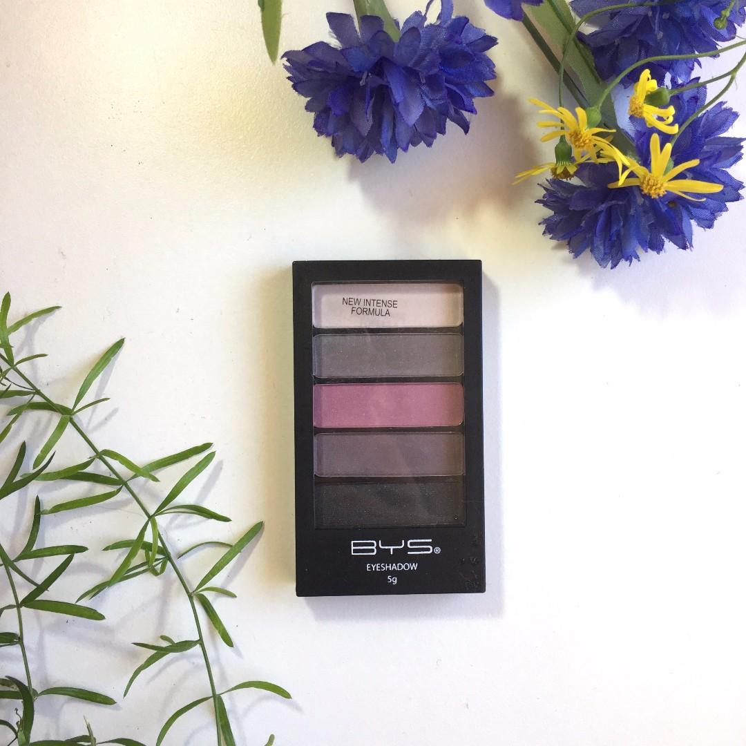 BYS Eyeshadow Palette in Spring Bouquet