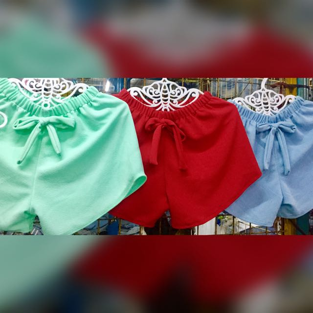 Candy Ribbon Shorts