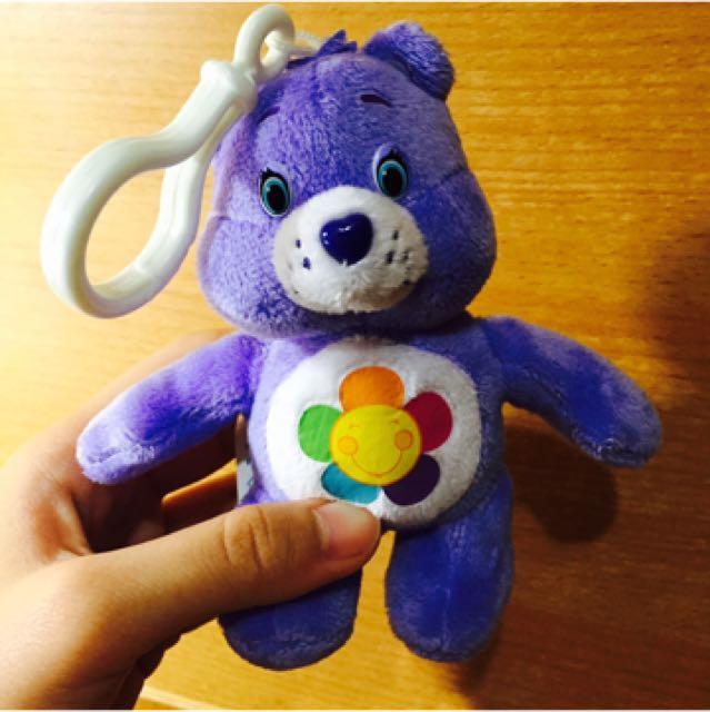 Care Bears紫色小熊