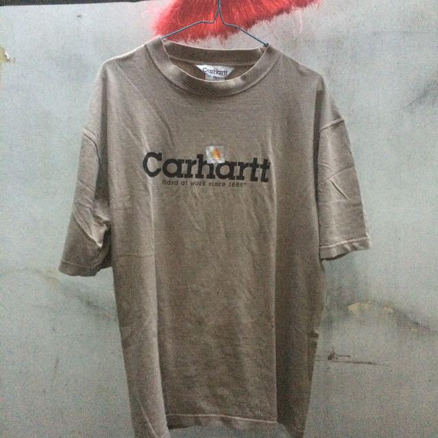 Carhartt Work In Progress Size L