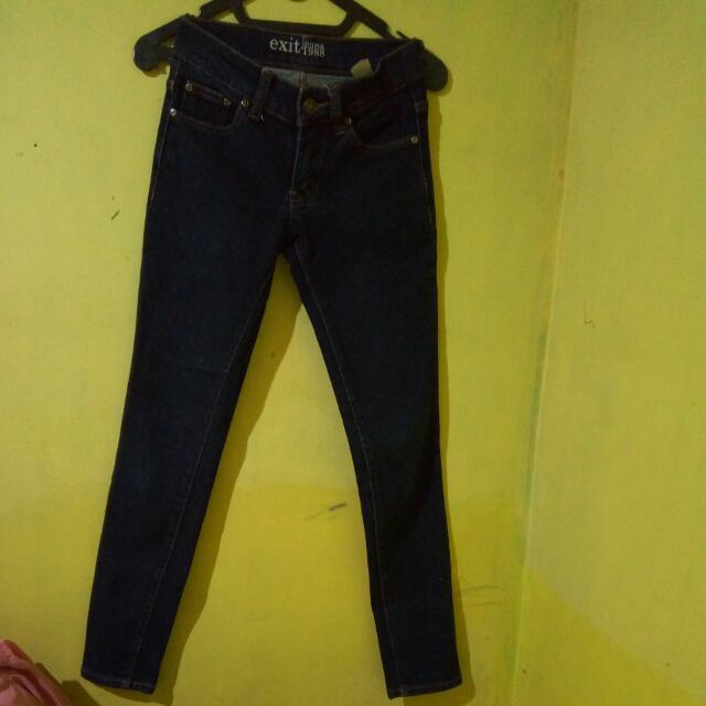 """Celana Jeans """"Exit"""""""