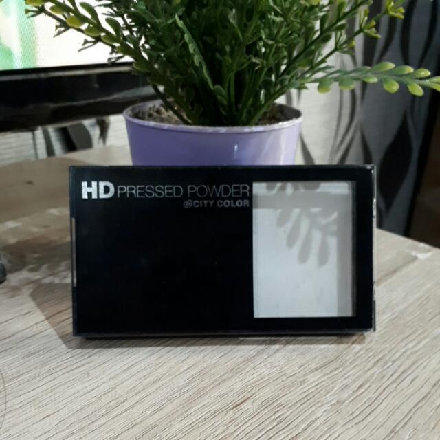 City Color - HD Pressed Powder