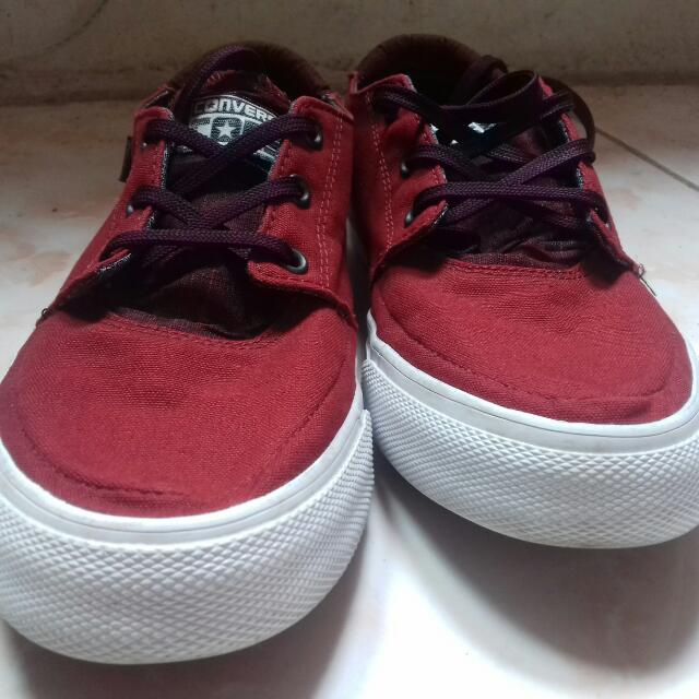 Converse Cons Red, Men's Fashion