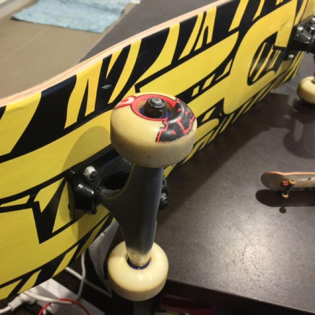 deca skateboards
