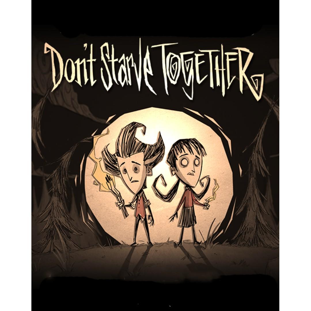 Don't Starve Together Steam Digital Copy
