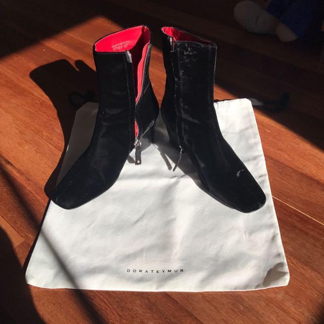 Dorateymur Ankle Boots EU Size 38