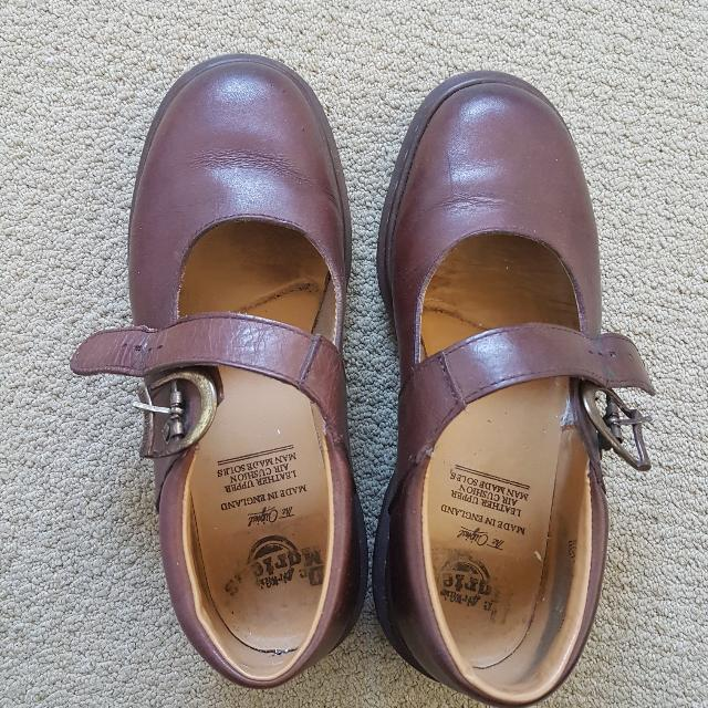 Dr Martens UK 6 Indica Mary Jane