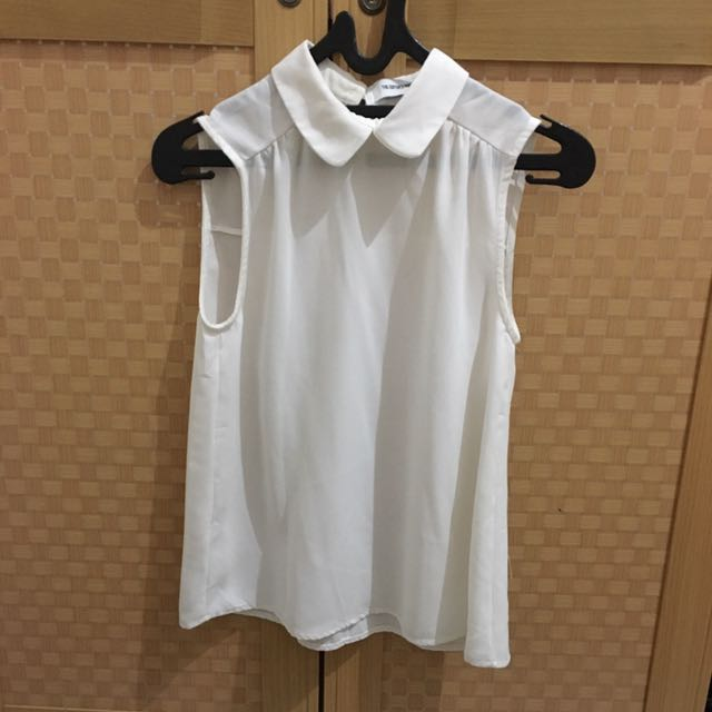 Editors Market White Top
