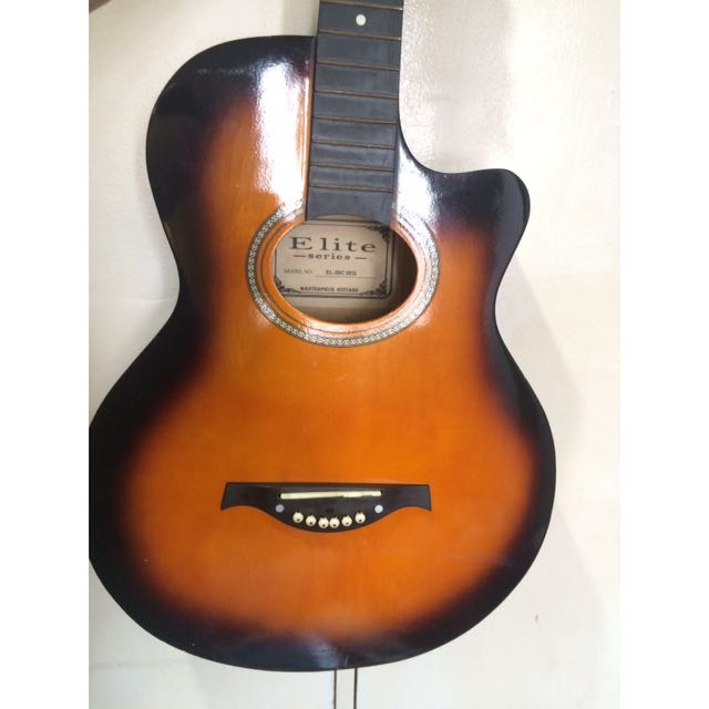 Electric Acoustic Guitar