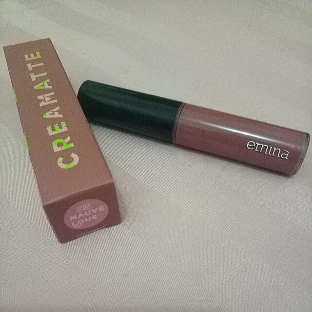 Emina Creamatte Mauvelous