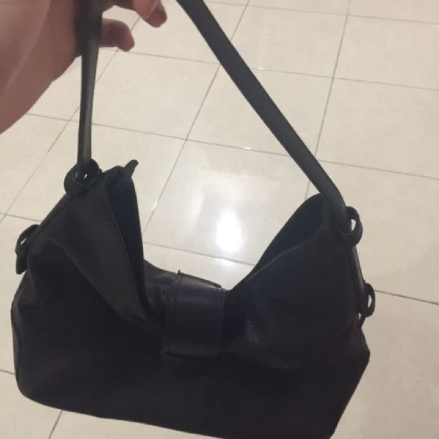 Esprit Black Womand Shoulder Bag