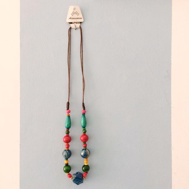 Ethnic Necklace 2