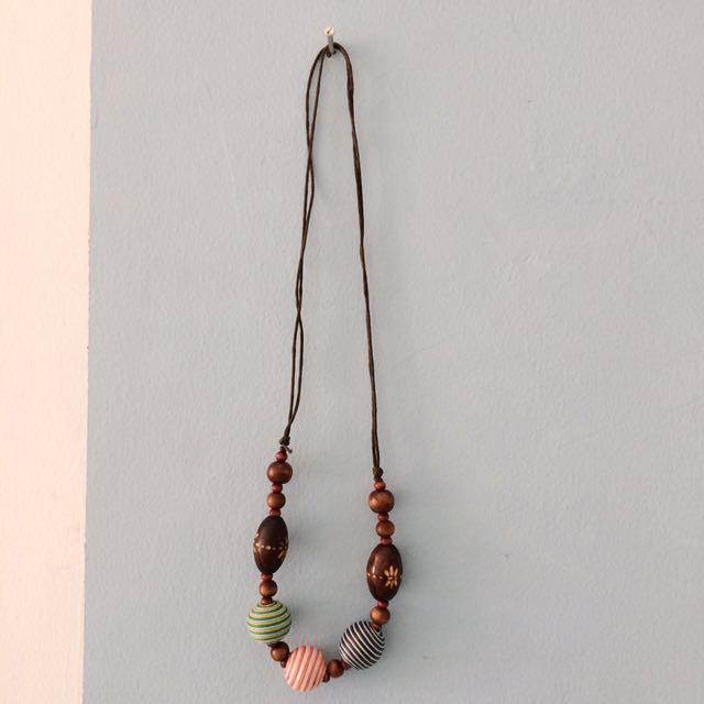 Ethnic Necklace 4