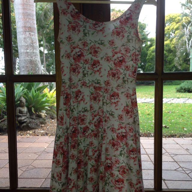 FACTORIE ROSE DRESS