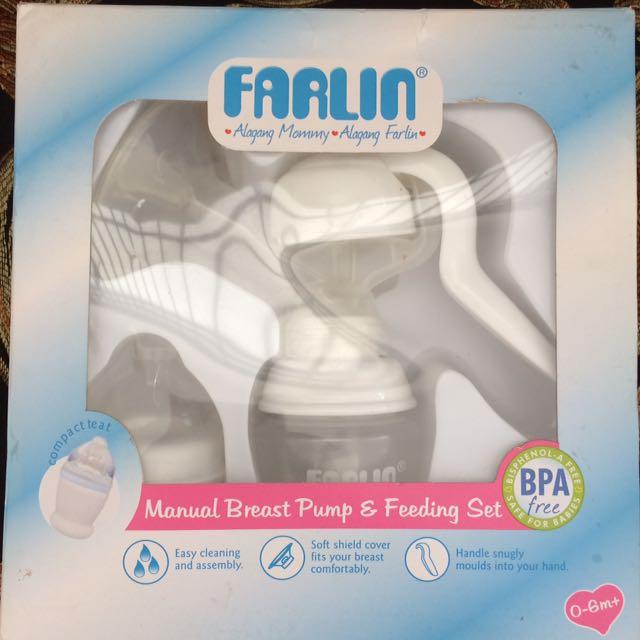 Farlin Breastpump