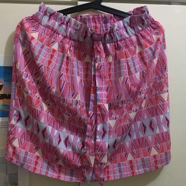 Forever 21 Pink skirt
