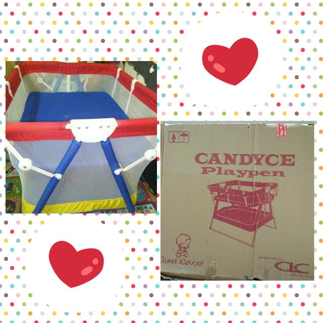 Giant Carrier Candyce (Playpen)