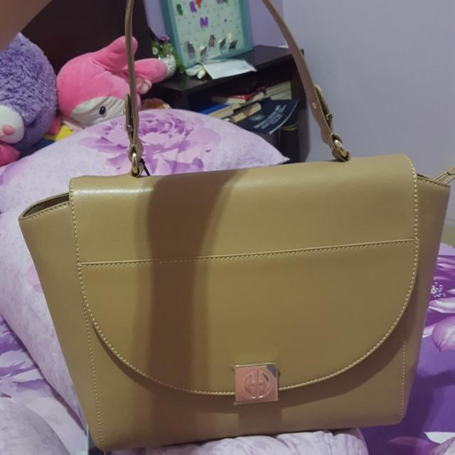 gobelini bag cream