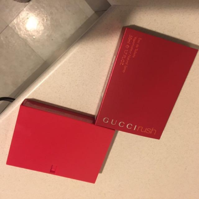 Gucci Rush Parfum