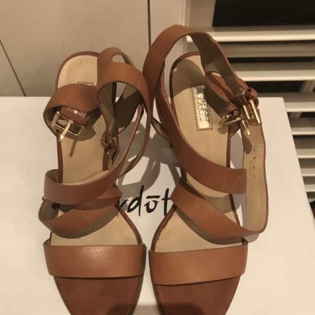Guess Heels Size AU9 UK7