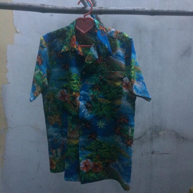 Hawaiian Shirt Size M