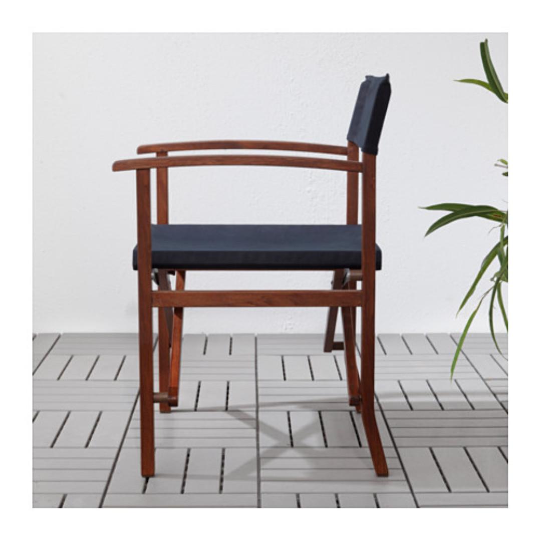 Ikea SiarÖ Director S Chair Lightly