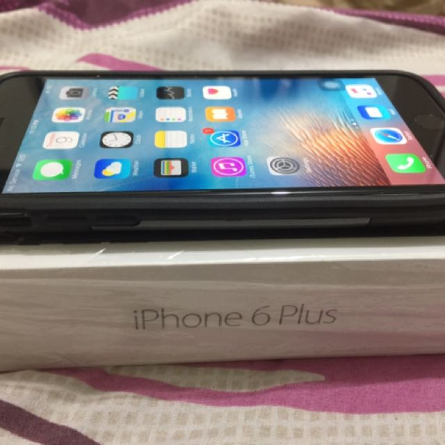 Iphone 6+ 16gb Smart Locked
