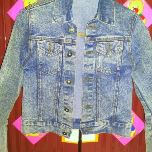 Jaket jeans Levis 551a7c9e56