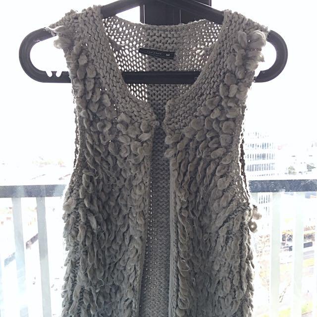 Jay Jay's Grey Vest