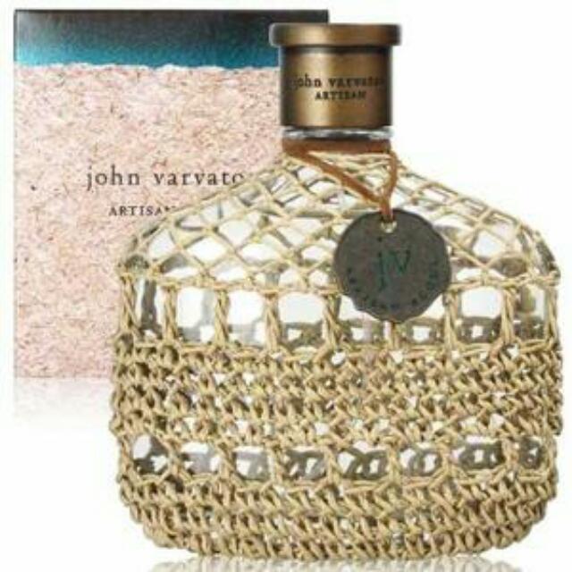 John VARVATOS海洋工匠限量版男性淡香水125ml Tester