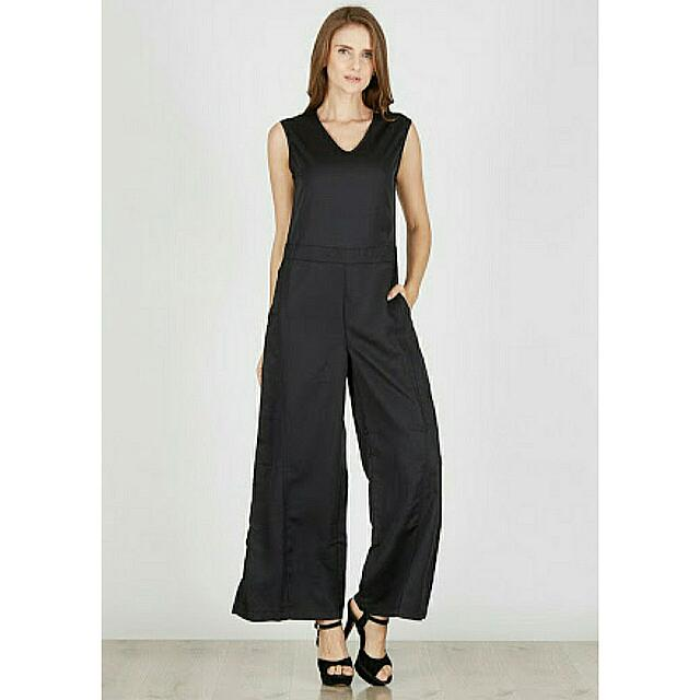 Jumsuit Black