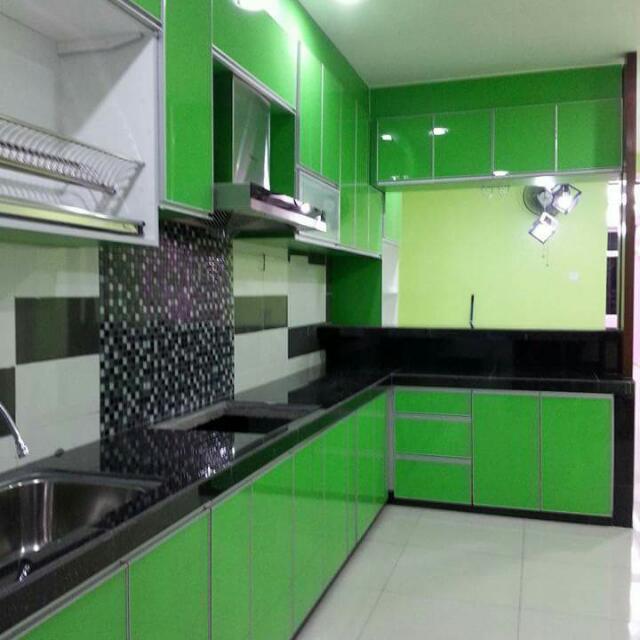 Kami Pakar Dalam Pembuatan Kabinet Dapur Wardrobe Kaunter Rak Kasut Dll Home Furniture Décor On Carou