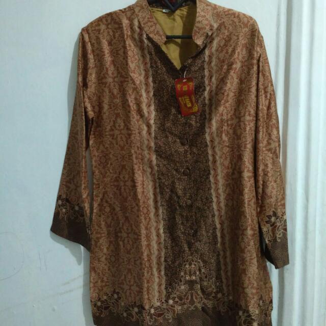 Kemeja Batik Wanita (New)