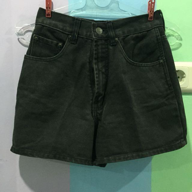 Kickers Highwaist Short Jeans