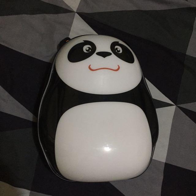 Kiddie Panda Bag
