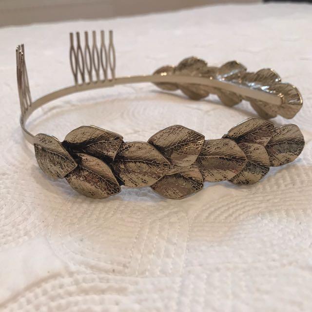 Kookai Gold-tone Headband/hairpiece