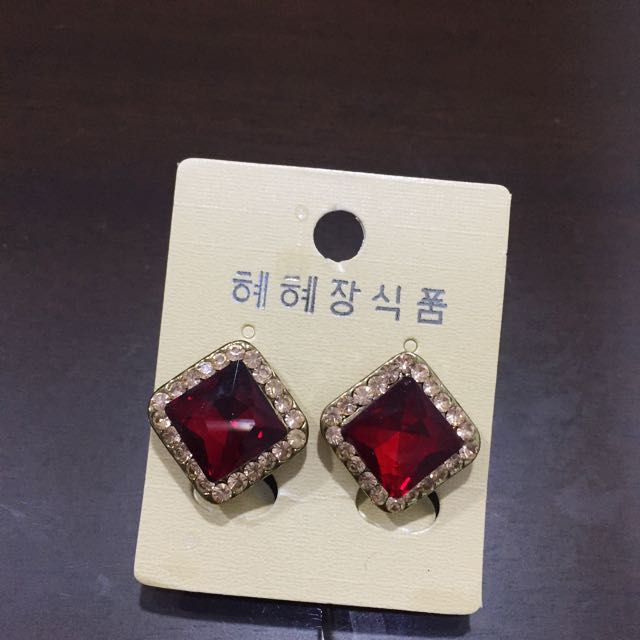 Korean Earring 3